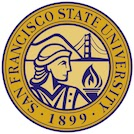 San Francisco State University,  San Francisco, California  B. A.,  summa cum laude , American Studies, Presidential Scholars program