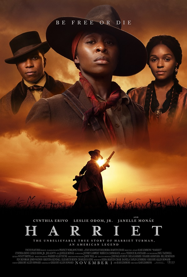 Harriet the film Private Screening