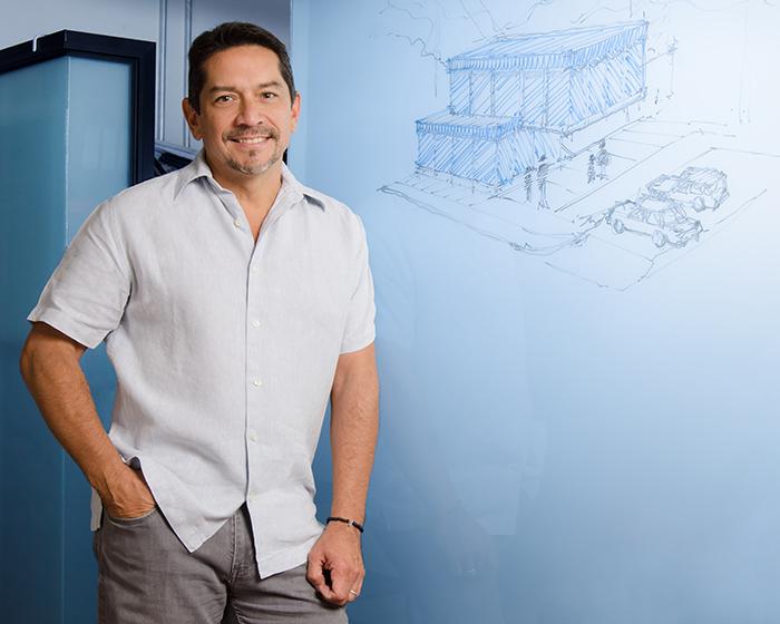 Arq. Francisco Hurtado, Director de Arquitectura