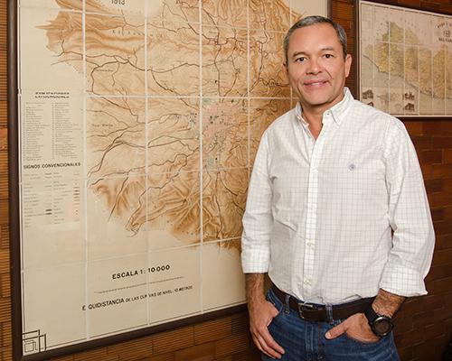 Ing. José López, Director de Ingeniería