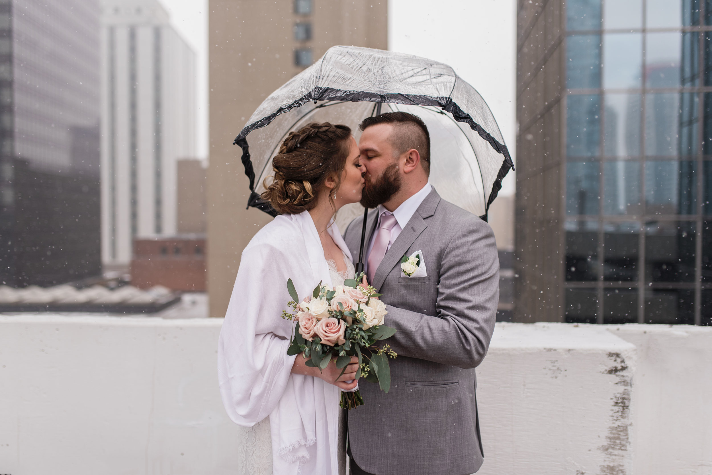Edmonton Wedding Photographer Winter