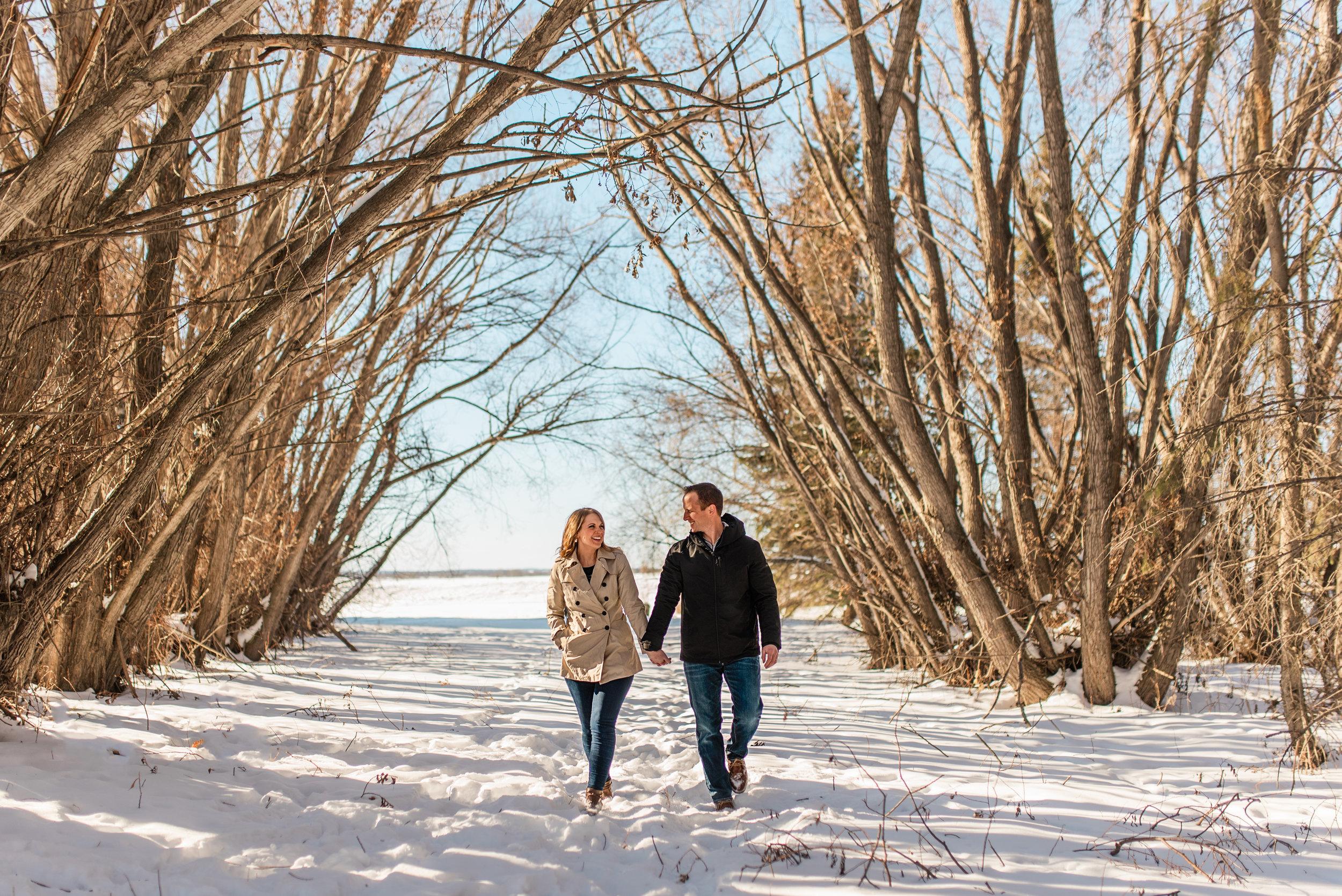 Winter Session | Edmonton Alberta | Rockwood Photography