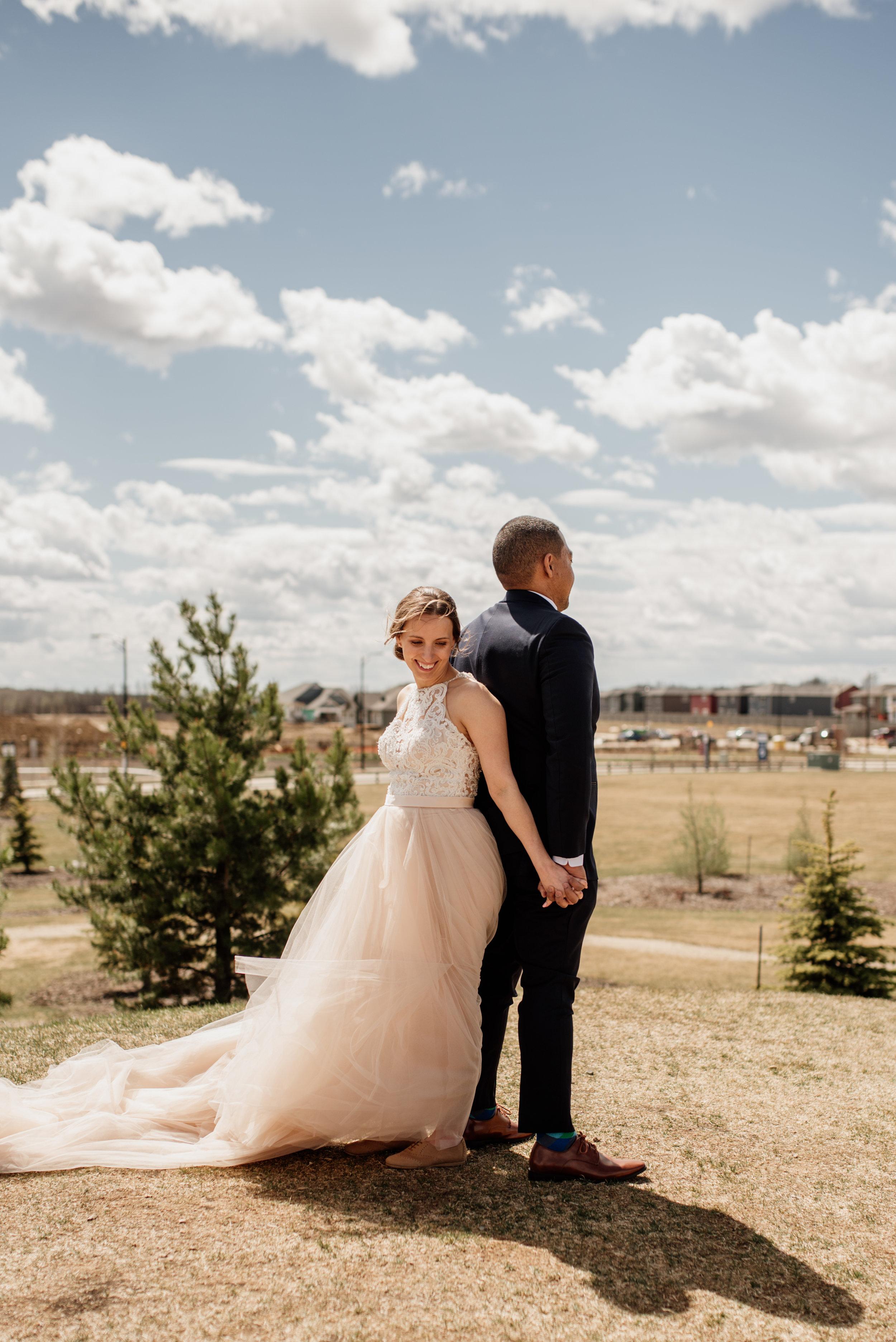 Edmonton Wedding Photographer | Rockwood Photography