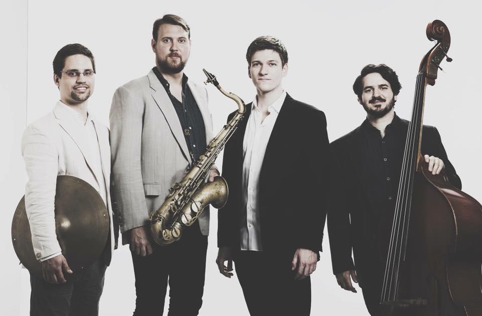 Roy McGrath Quartet.jpg