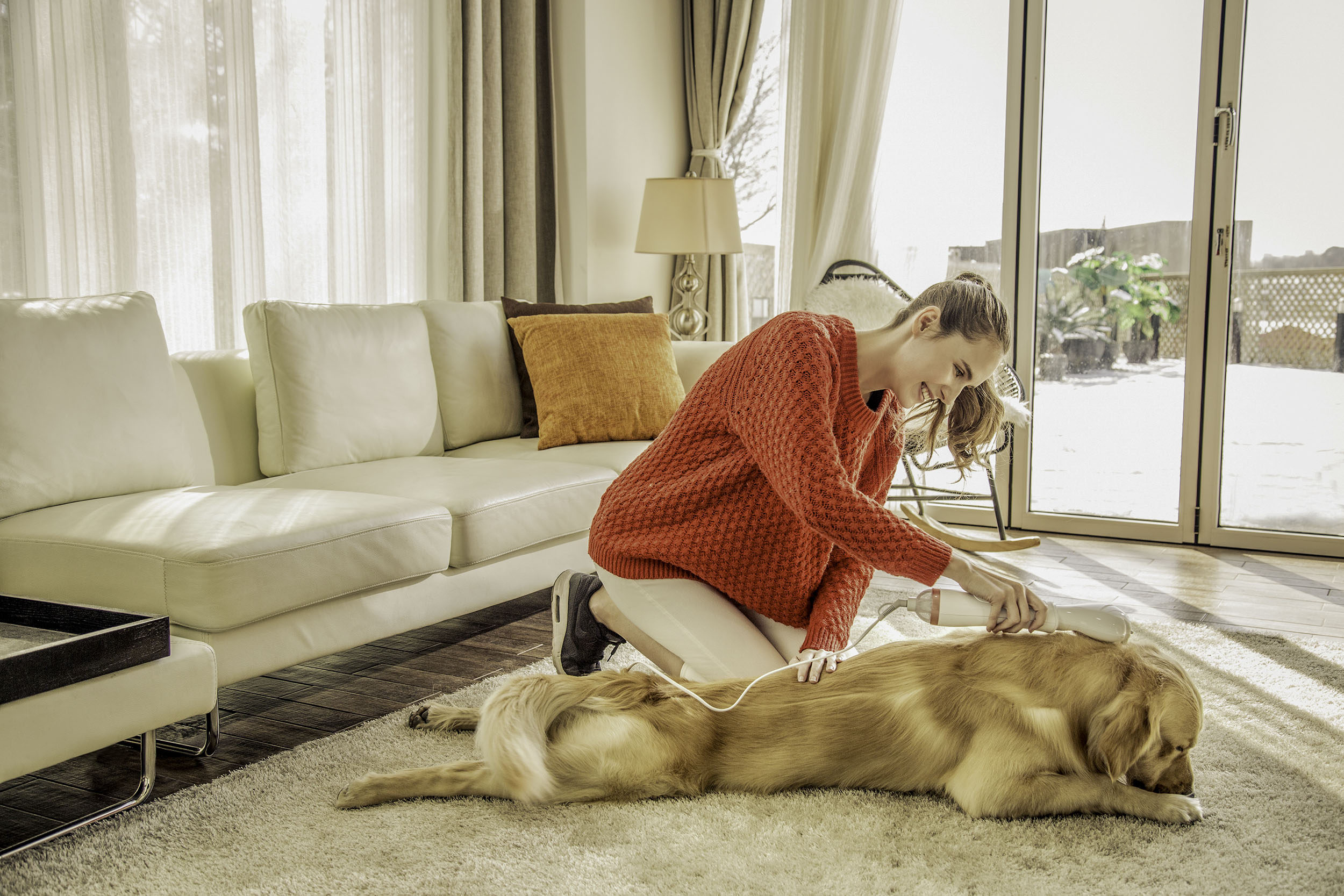 Enjoy stress-free grooming time with your furry friend!