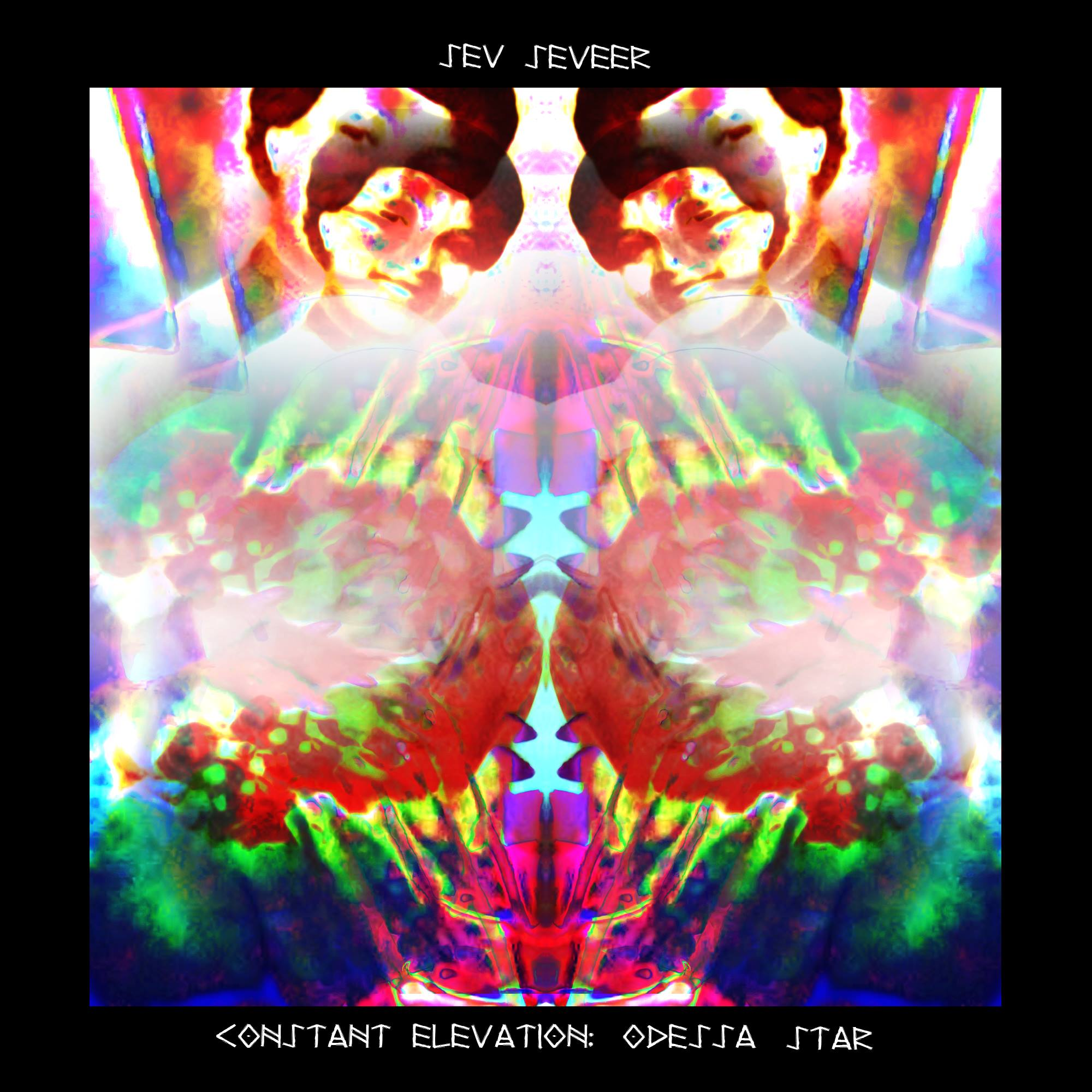 SEV SEVEER - CONSTANT ELEVATION: ODESSA STAR (BOAN - 001)    FREE DOWNLOAD     Constant Elevation:  Odessa Star , is a 30-minute soundscape in the form of a sound design driven beat tape for the scrambled brain. The release is best described as an audio narrative of 91 year old woman floating through space….Say what?!?  It is a composition inspired by Seveer's Grandmother who dealt with dementia in her later years.  Sev connects on the deep frequency of a mind blown channeled through through his SP-404 on this forward thinking journey.