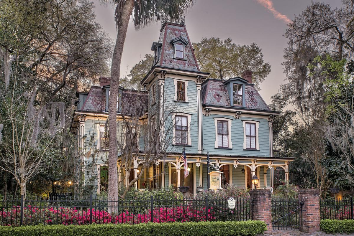 Magnolia Plantation is the bedrock of Gainesville's bed-and-breakfast district  Courtesy to The Alligator