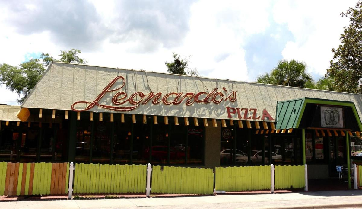After 46 years, Leonardo's By The Slice is a staple of Gainesville culture.  Alligator Archives