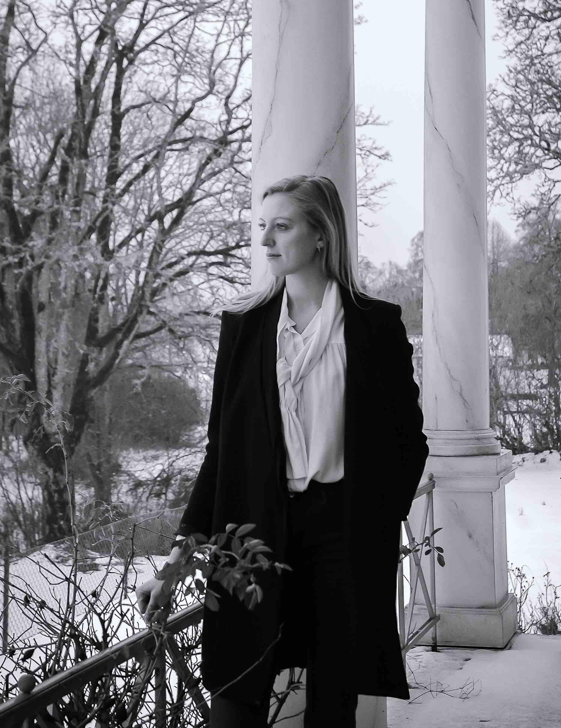 Julie Moltke-Huitfeldt: The current owner of Margreteholm and founder of Margreteholm Mindfulness Manor