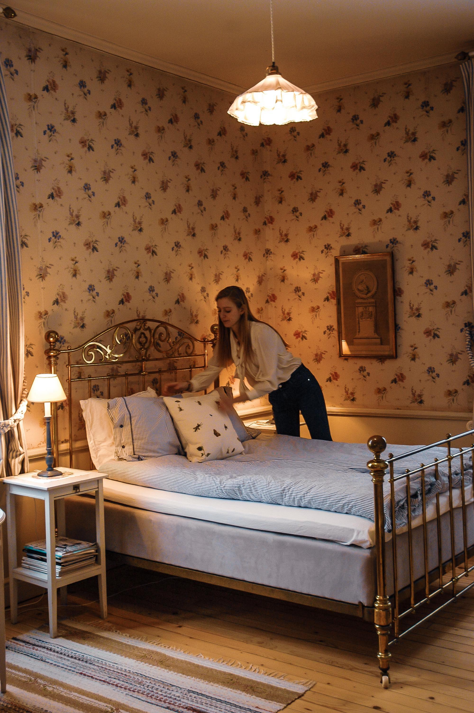 All of our rooms are of very high standard, furnished with antiques furniture and all with their own unique theme