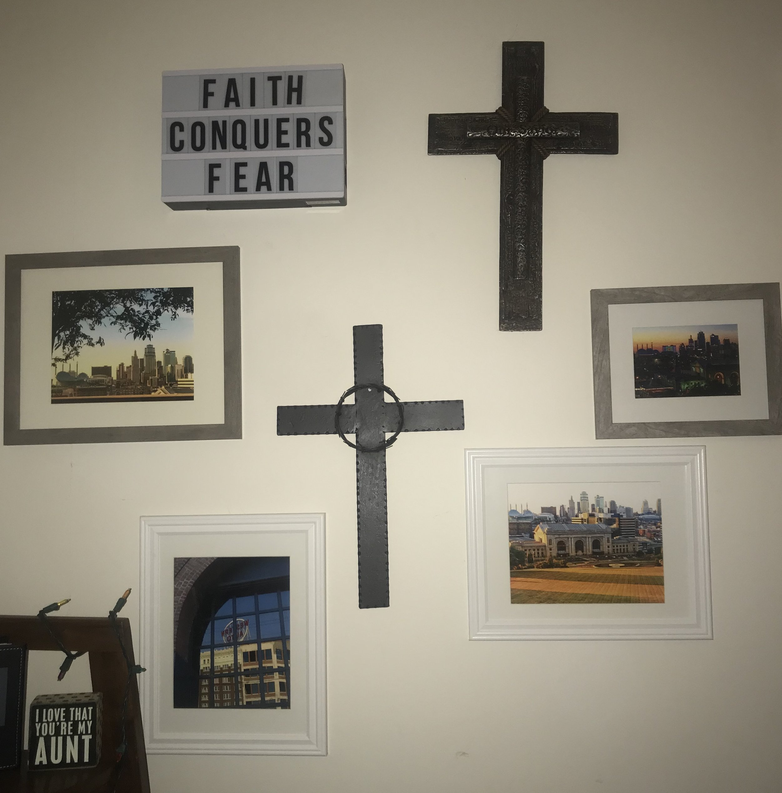 Here's my current gallery wall.  Below are a few of the prints that will be for sale on my website.