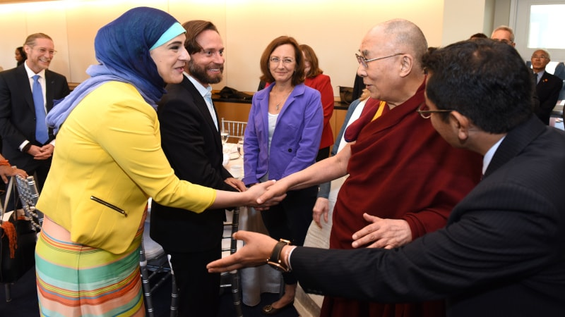 Manal Omar's genuine service of humanity has brought her into a position of thought leadership.