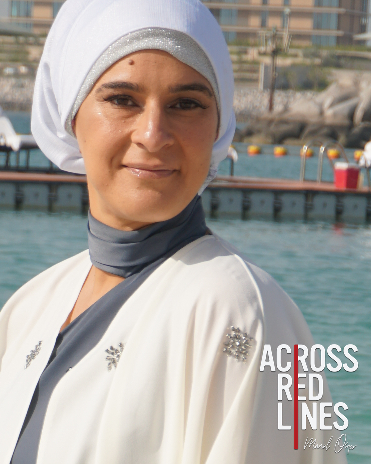 Manal Omar, Founder and CEO, Across Red Lines