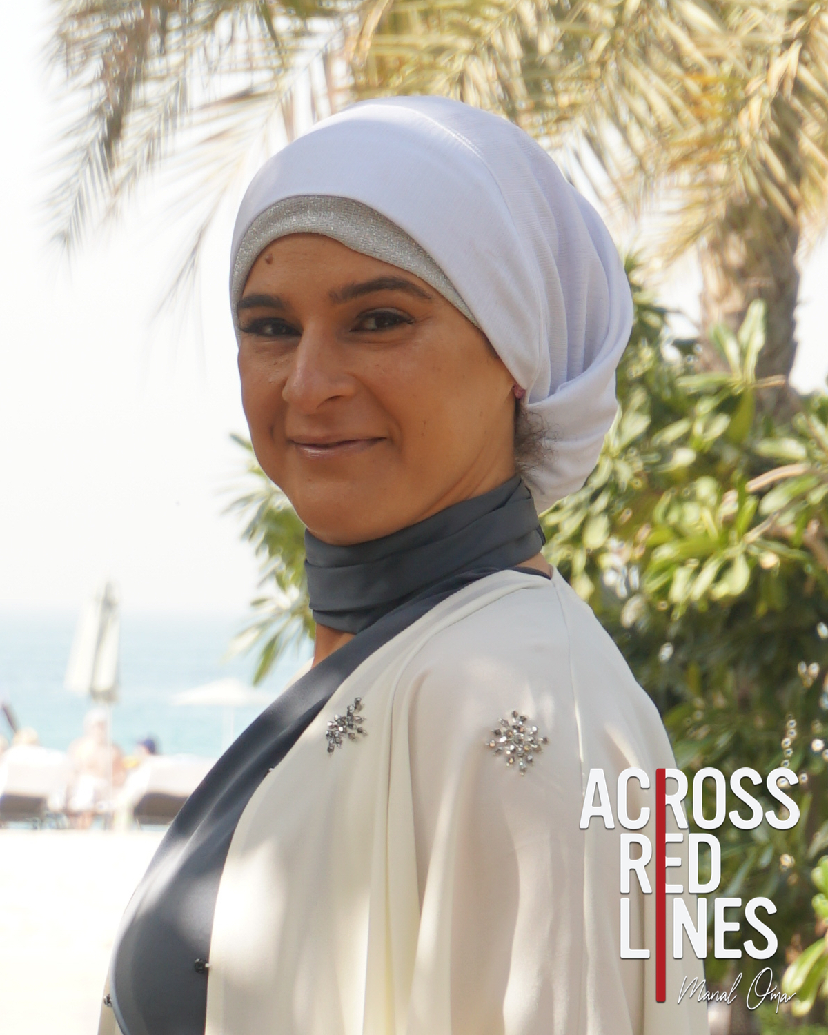 Manal Omar    Founder and CEO Across Red Lines