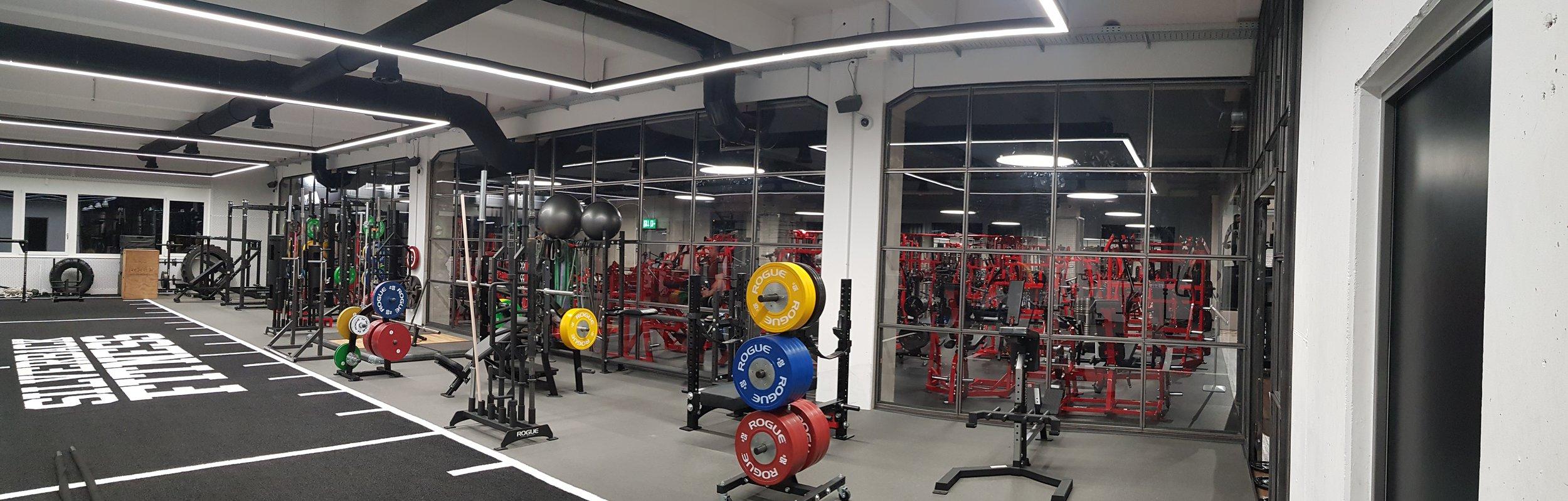 Umzüge gym