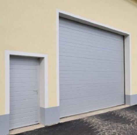 Garagennebentüren