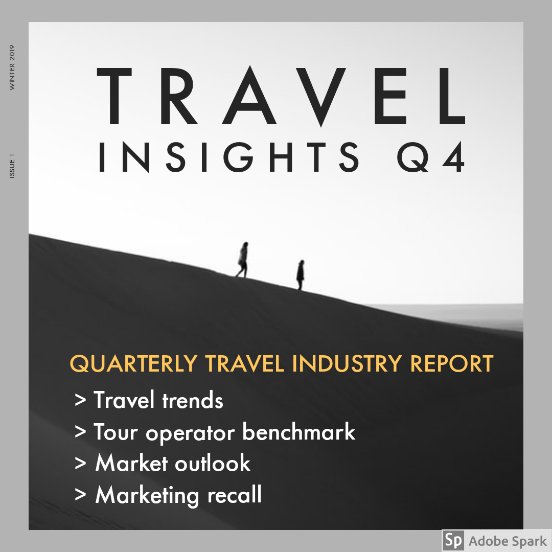 Announcing the launch of the Travel Insights Report