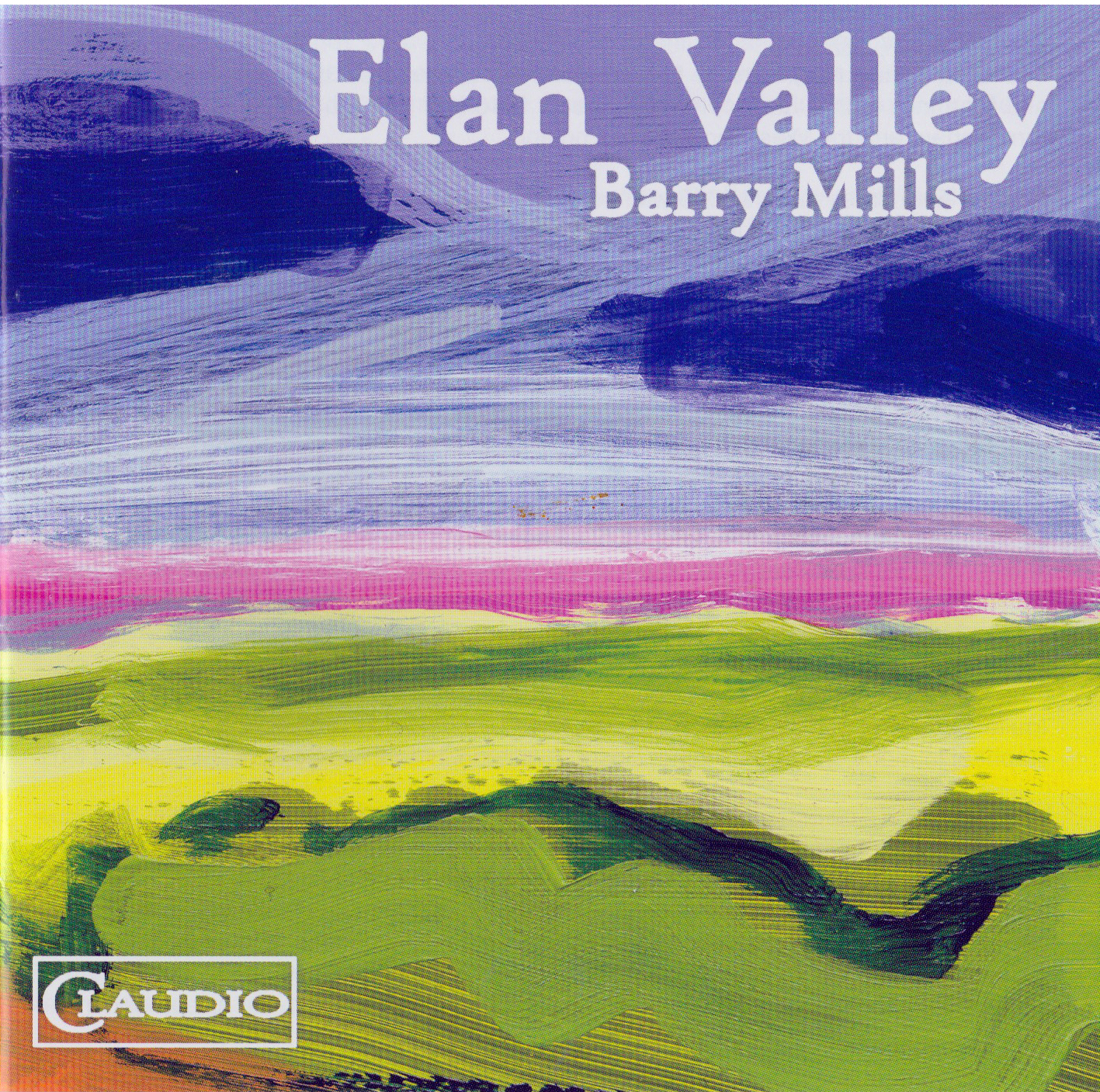 Cover art for Barry Mills: 'Elan Valley' on Claudio.