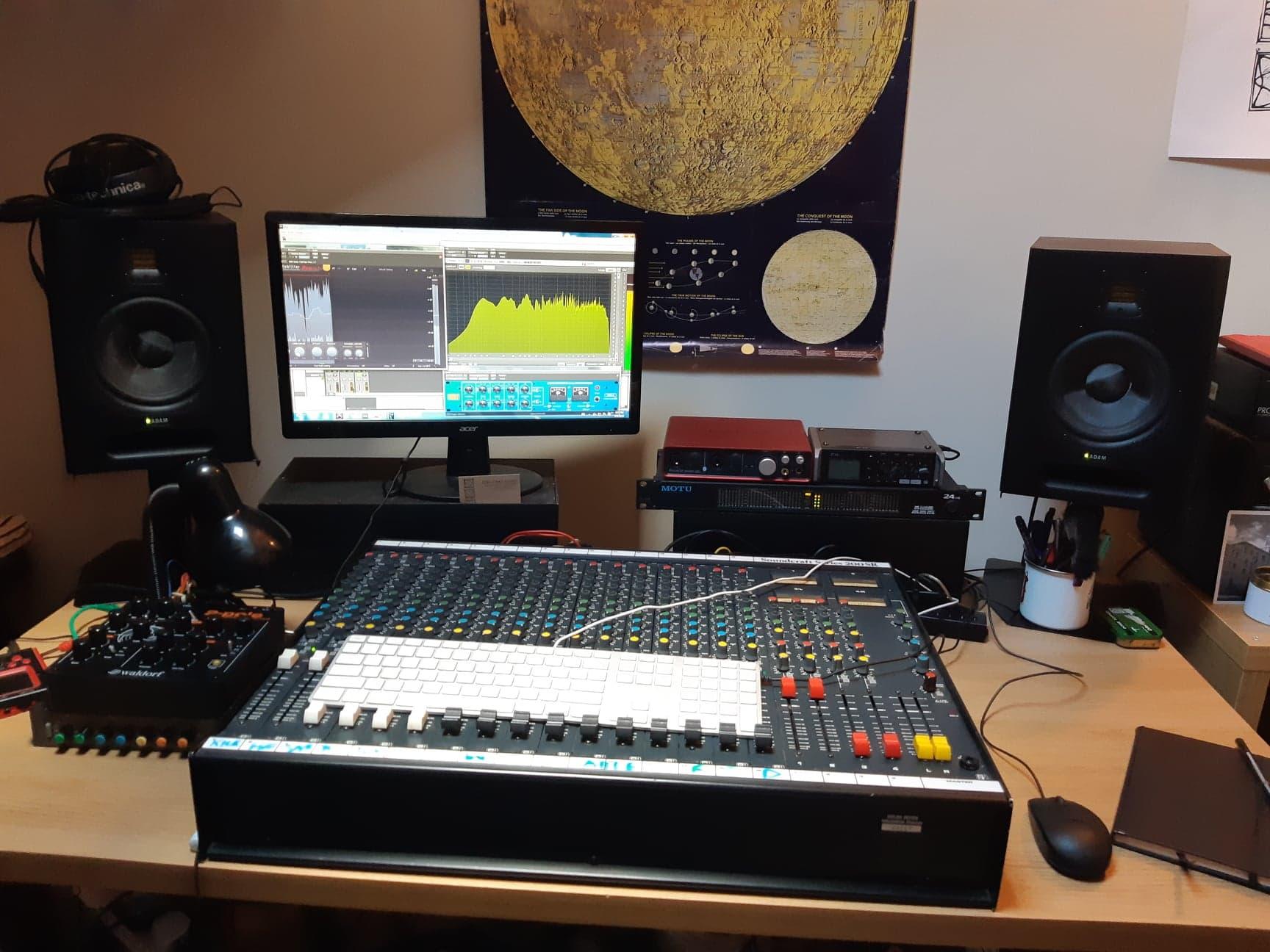 hydra sound recording studio
