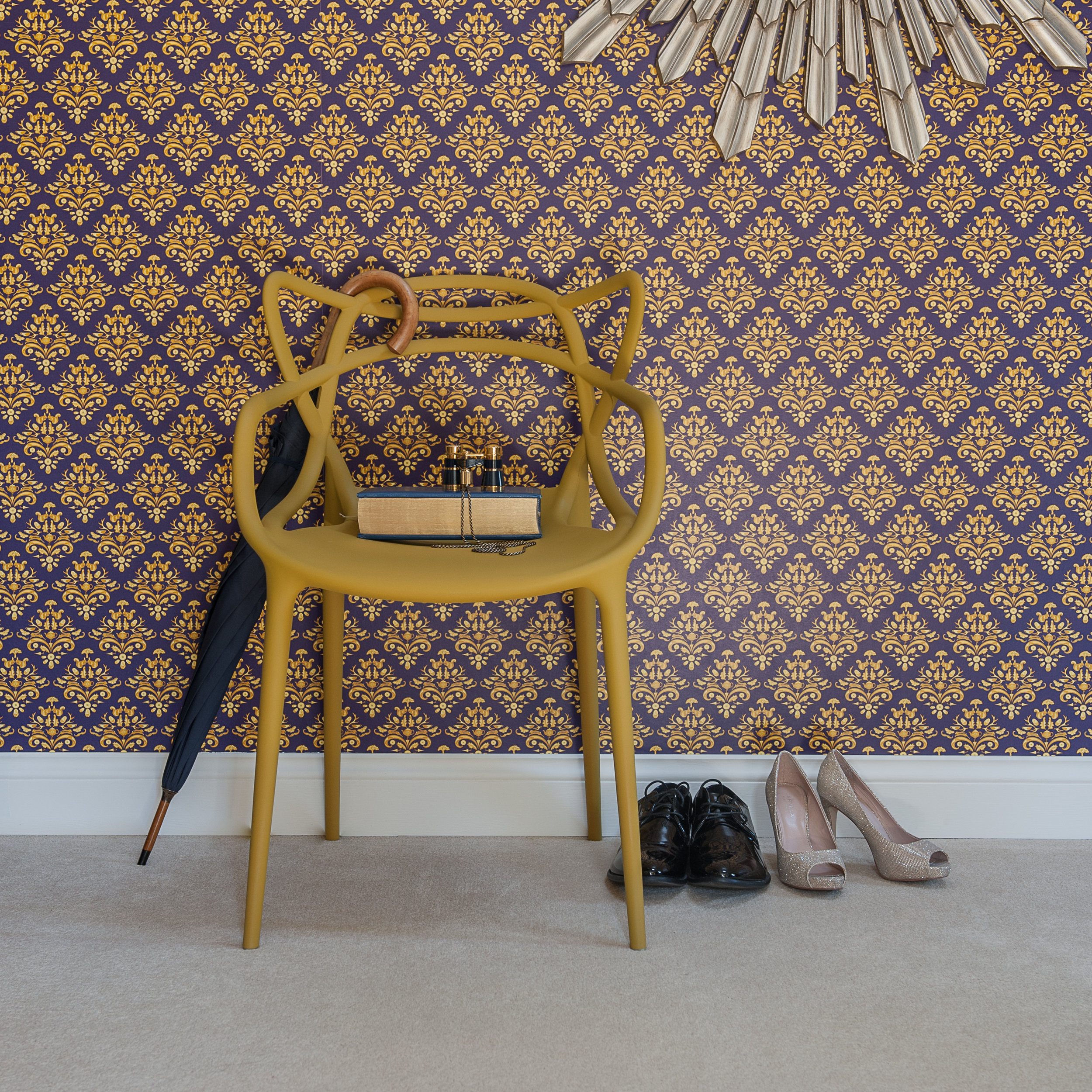 How Very British Wallpaper by Willis Bloom square.jpg