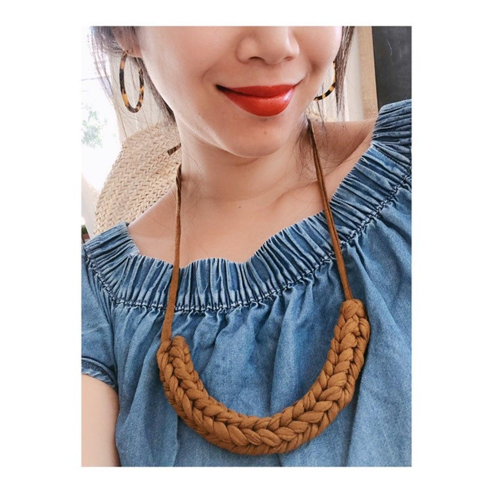 handmade-cotton-necklace-pattern-knitting-crochet-support-local-magazine-mustard-brown-neckalce.jpg