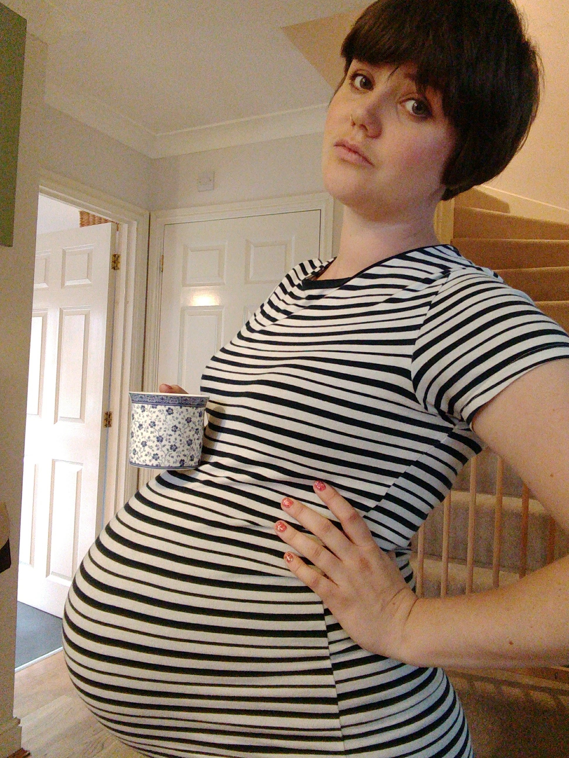 Mother Mother Birth Doula - photo of Ruth when 39 weeks pregnant.jpg