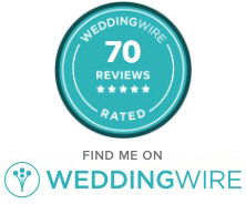 I have a 5 star rating from 70 clients!
