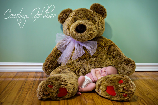 Newborn Baby Photography Athens Courtney Goldman