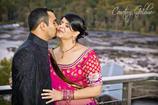 Augusta Indian Hindu Wedding Photography Courtney Goldman