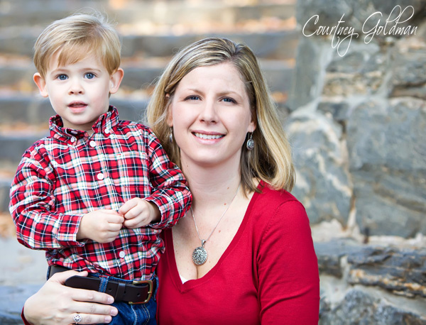 Atlanta Children and Family Portraits by Courtney Goldman Photography