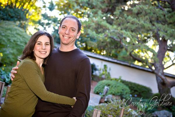 Atlanta Engagement Photography Botanical Gardens Courtney Goldman