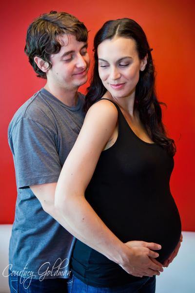Athens Maternity Photography by Courtney Goldman