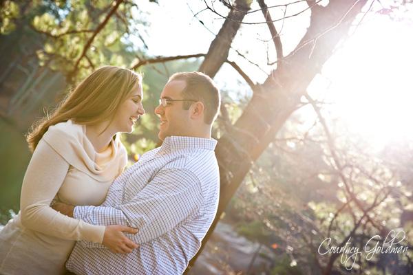 Stone Mountain Engagement Photography Courtney Goldman
