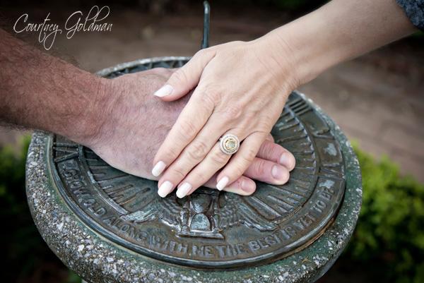 Athens Georgia Engagement Photography UGA Courtney Goldman