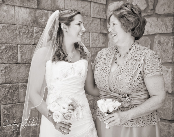 Atlanta Wedding Dunwoody GA Catholic Church Courtney Goldman Photography