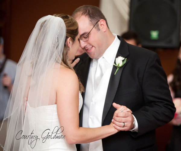 1420 Room Wedding Dunwoody GA Courtney Goldman Photography