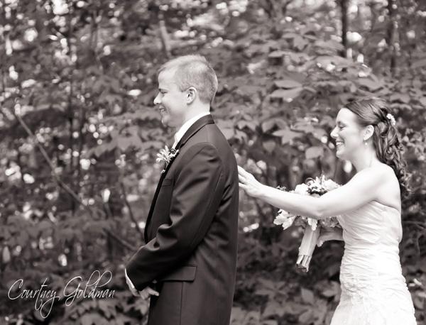 Athens Botanical Garden Wedding Courtney Goldman Photography