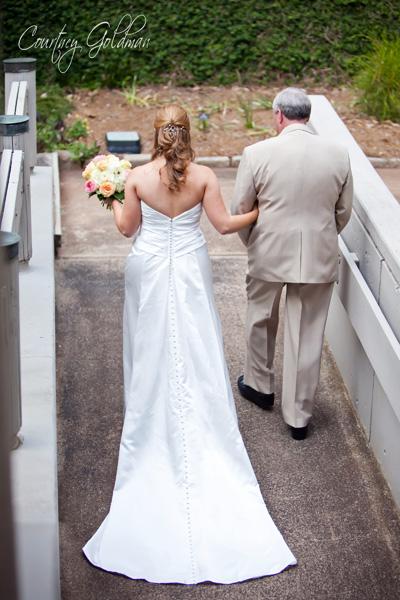 Athens Wedding State Botanical Garden of Georgia Courtney Goldman Photography