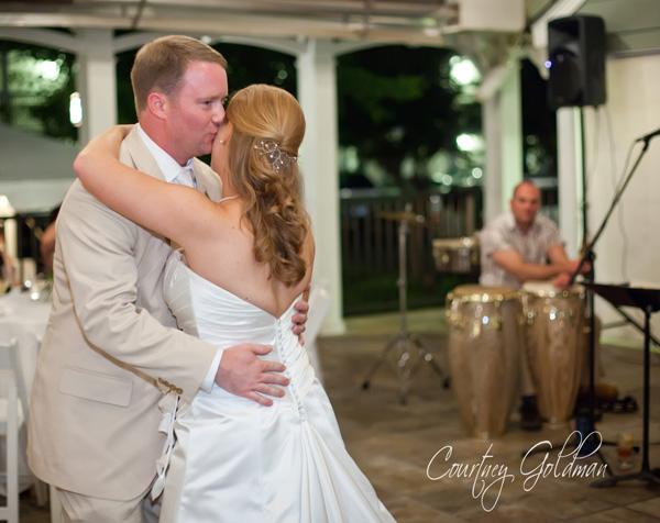 Athens Georgia Wedding Squat Band Foundry Park Inn Courtney Goldman Photography