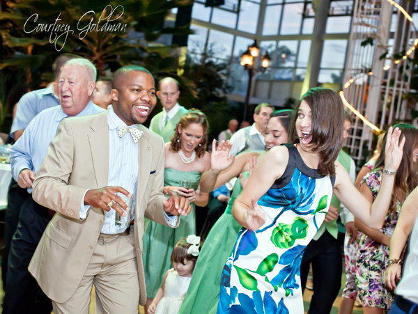 Wedding Photography at State Botanical Garden of Georgia in Athens by Courtney Goldman