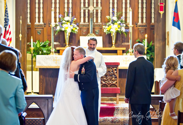 Holy Cross Anglican Church Loganville Wedding Summit Chase Country Club Snellville Courtney Goldman Photography