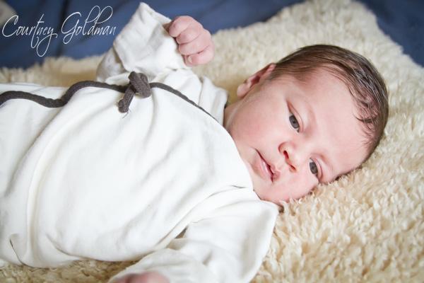 Newborn Baby Photography Courtney Goldman
