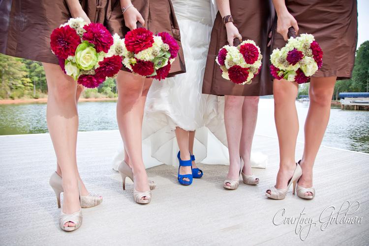 The Lake Club at Reynolds Plantation Wedding Oconee Courtney Goldman Photography (4)