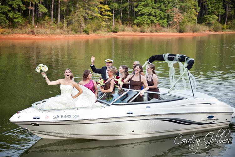 The Lake Club at Reynolds Plantation Wedding Oconee Courtney Goldman Photography (6)