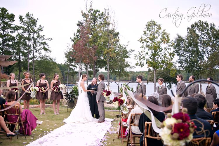 The Lake Club at Reynolds Plantation Wedding Oconee Courtney Goldman Photography (13)