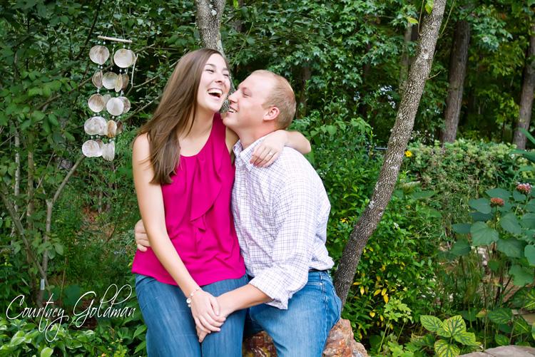 Engagement Session Athens Ga Courtney Goldman Photography 01