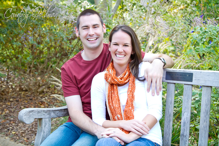 Engagement Session Atlanta Botanical Gardens Courtney Goldman Photography 01