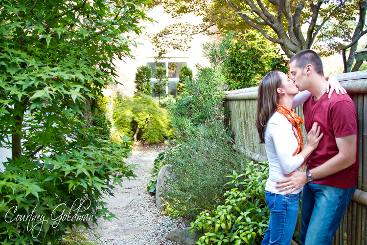Engagement Session Atlanta Botanical Gardens Courtney Goldman Photography 04