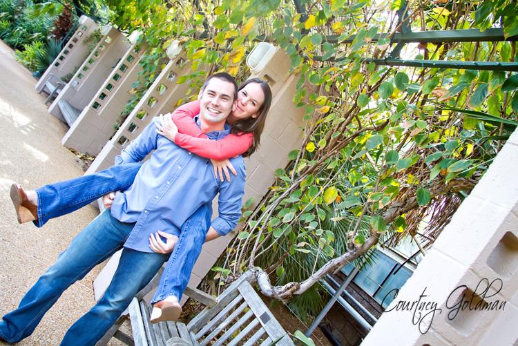 Engagement Session Atlanta Botanical Gardens Courtney Goldman Photography 07