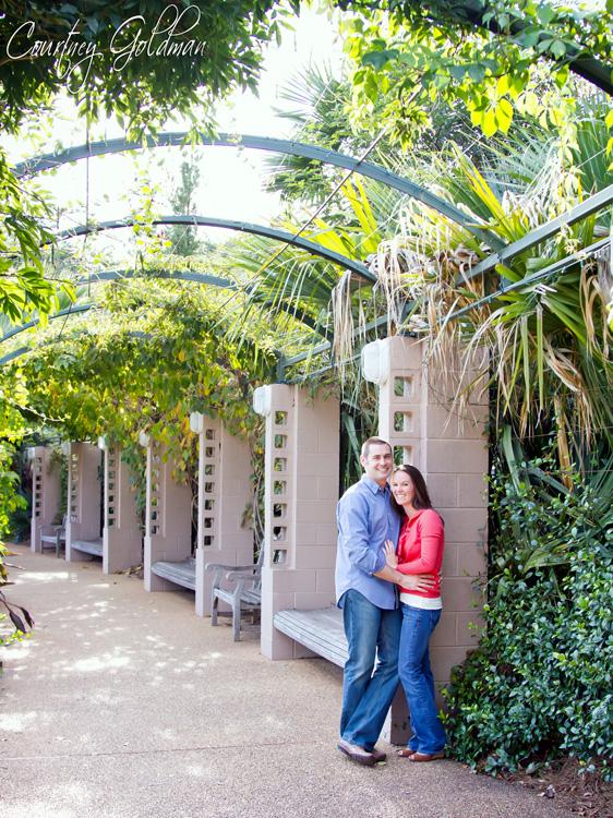 Engagement Session Atlanta Botanical Gardens Courtney Goldman Photography 11